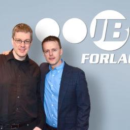 Velkommen til nye JB Forlag!
