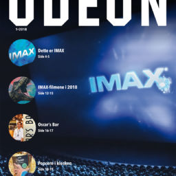 Eget magasin for ODEON Oslo