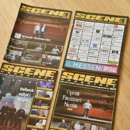 Suksess for nytt printmagasin