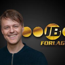Omtale av JB Forlags 20-årsjubileum